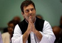 rahul gandhi apology