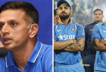 rahul dravid on Indian WC Squad