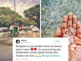 BengaluruRains