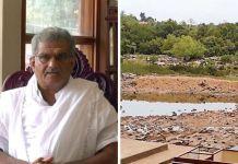 water crisis in dharmasthala