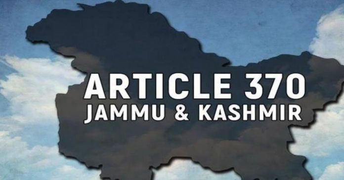 article 370 facts