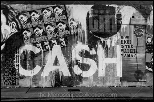 Image result for johnny cash mural nashville