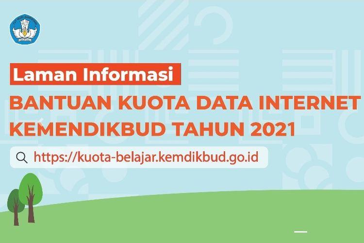 Beda Kuota Data Internet Kemendikbud 2020 dengan 2021