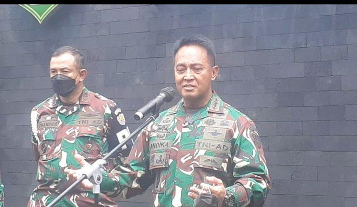 Anggota Kopassus Dikeroyok di Melawai, KSAD Kerahkan Empat Jenderal