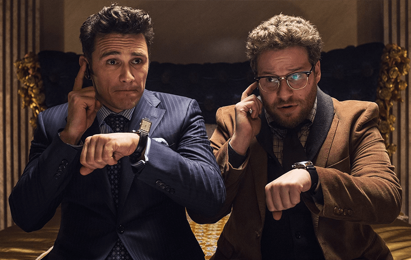 The Interview Movie : Review