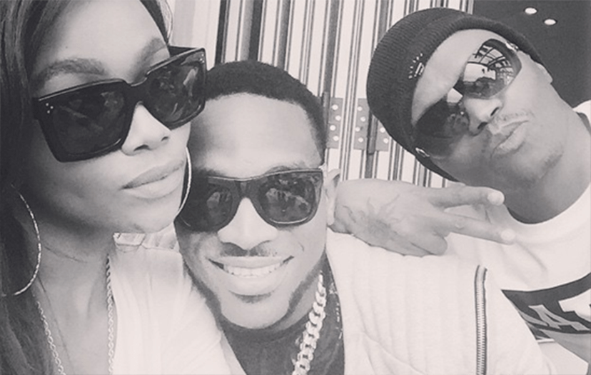 Bonang is Cupid's favourite lady right now !