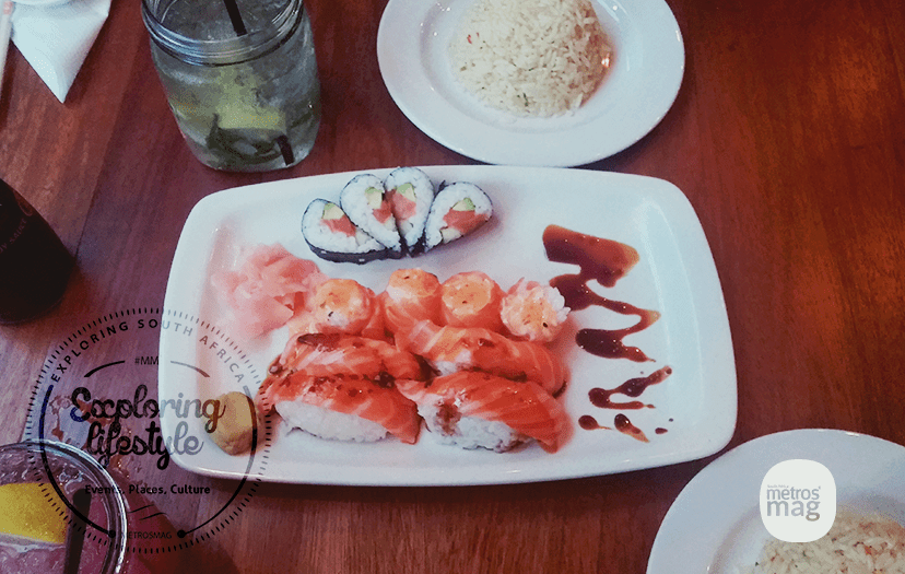 FOOD REVIEW : BLACKANESE SUSHI & WINE BAR