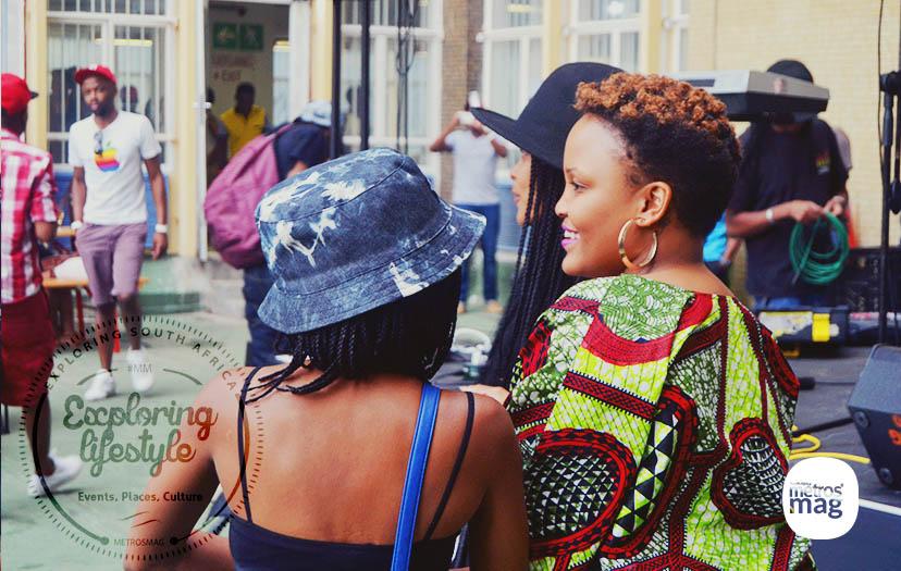 #MMexploringlifestyle ©  Maphorisa Initiatives Images