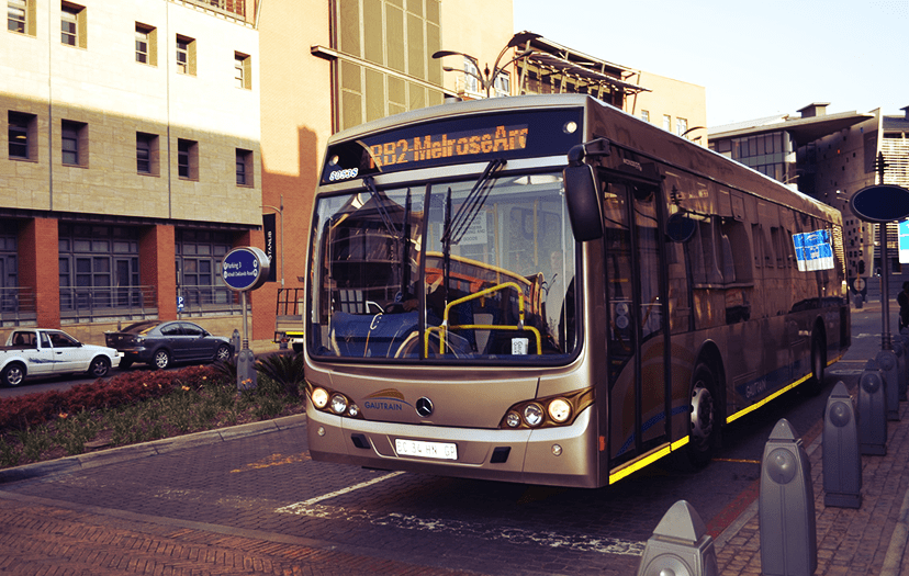 Gautrain Bus Strike Over