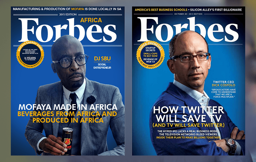 "Forbes and Sibusiso Leope""DjSbu"" call it Square."