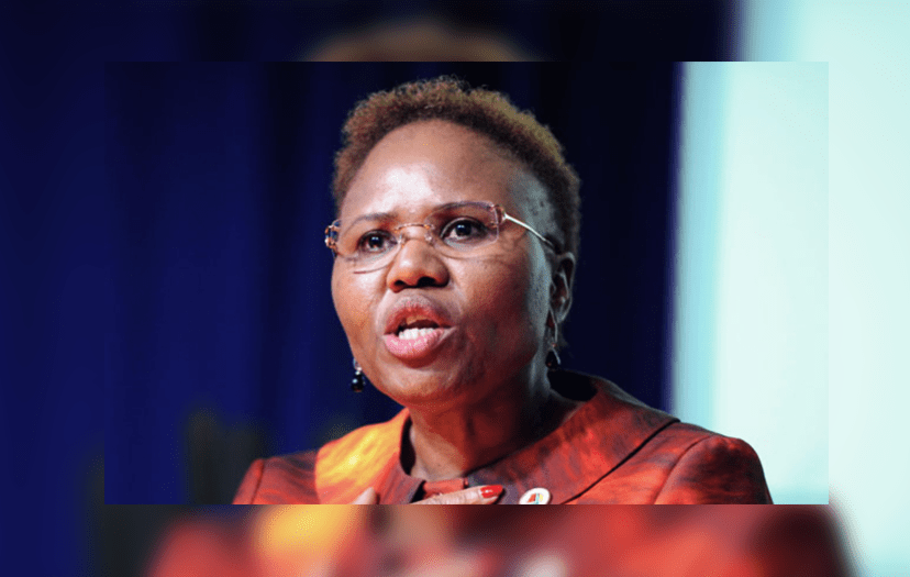 MINISTER LINDIWE ZULU : LEVEL THE PLAYING FIELDS FOR SMALL BUSINESSES