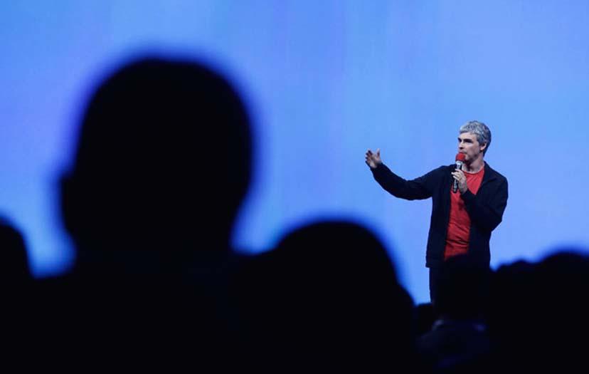 Google creates company Alphabet