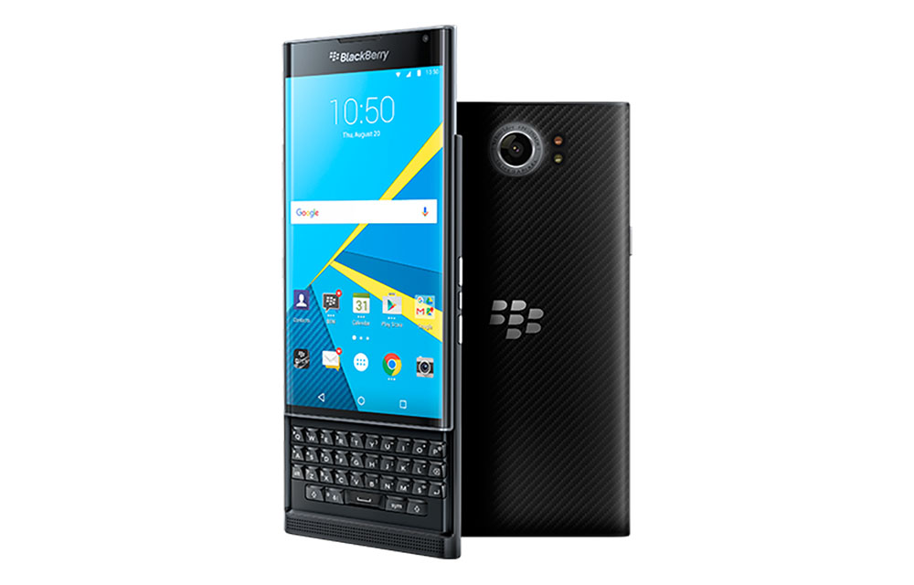 BlackBerry Priv : Reviewed