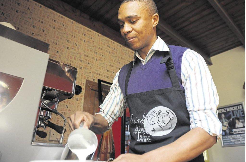 SA's First Blind Barista Causes a Stir
