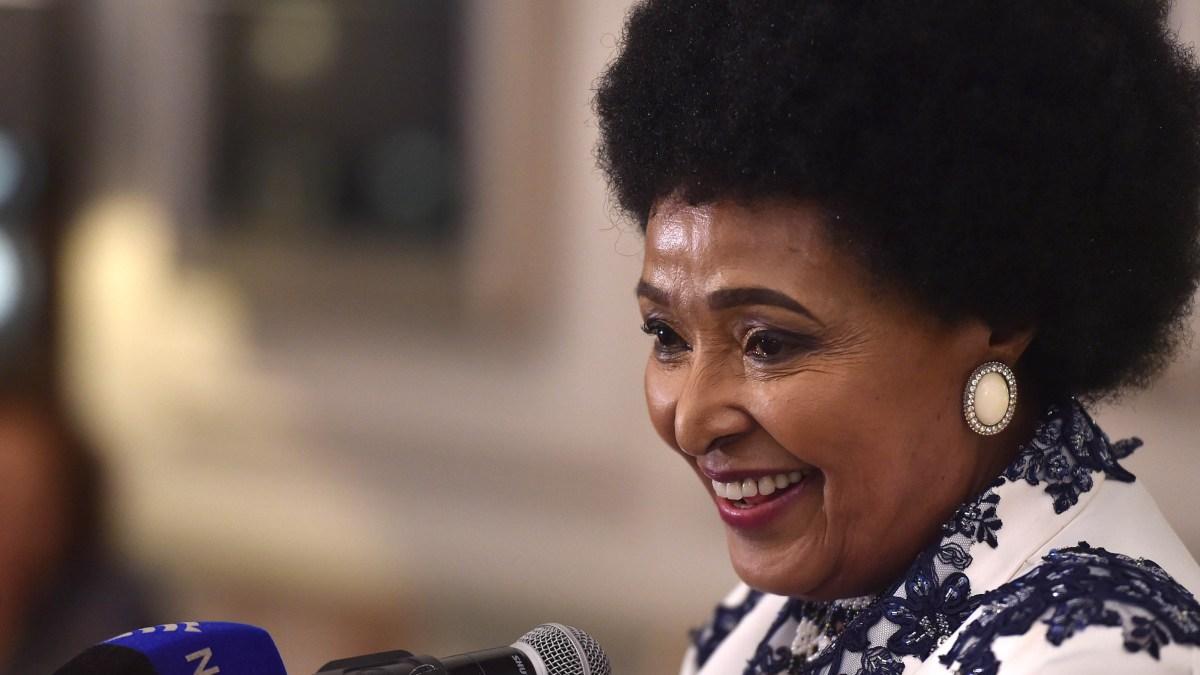 Mama Winnie Madikizela-Mandela passes on at 81