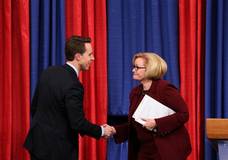 Opinion: McCaskill and the Trump Trap