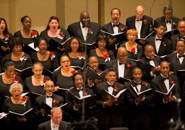 IN UNISON Chorus celebrates 25th anniversary