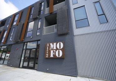 New apartments signify resurgence of Morgan Ford business district