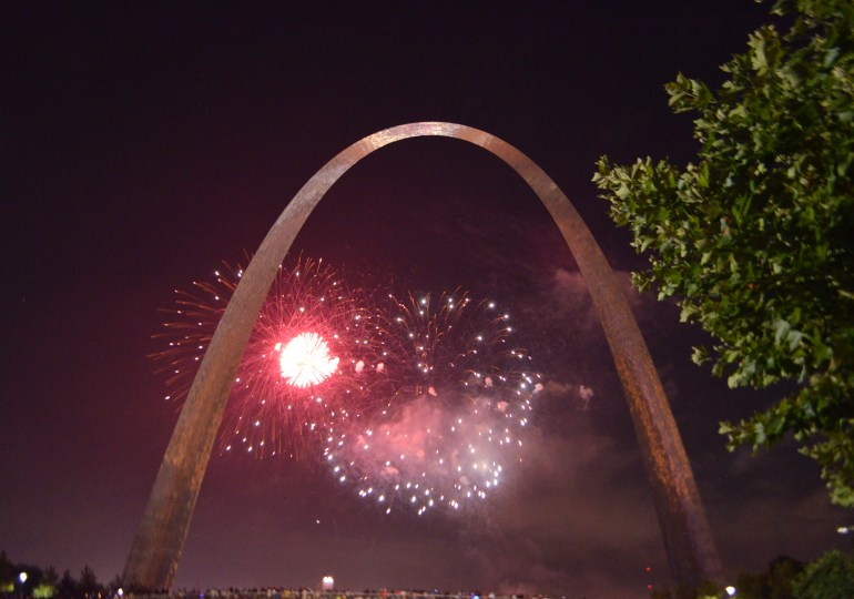 Fun, food and fireworks give Fair St. Louis flair