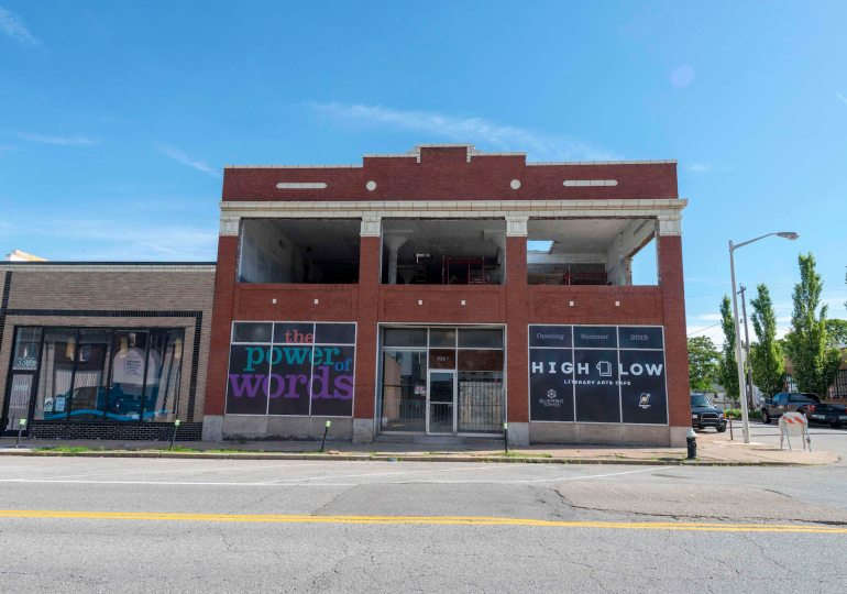 Literary arts cafe to open this summer in Grand Center