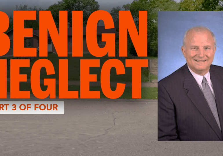 Benign Neglect Part III: The mystery of Paul McKee