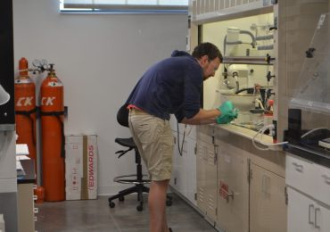Startup helps fight 'superbugs,' highlights local biotech