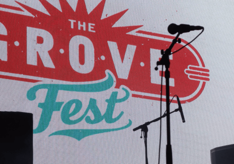 Grove Fest draws diverse crowd to 14th annual street festival