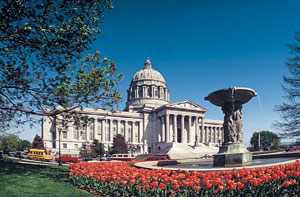 Missouri lawmakers return to Capitol for virus funding bill