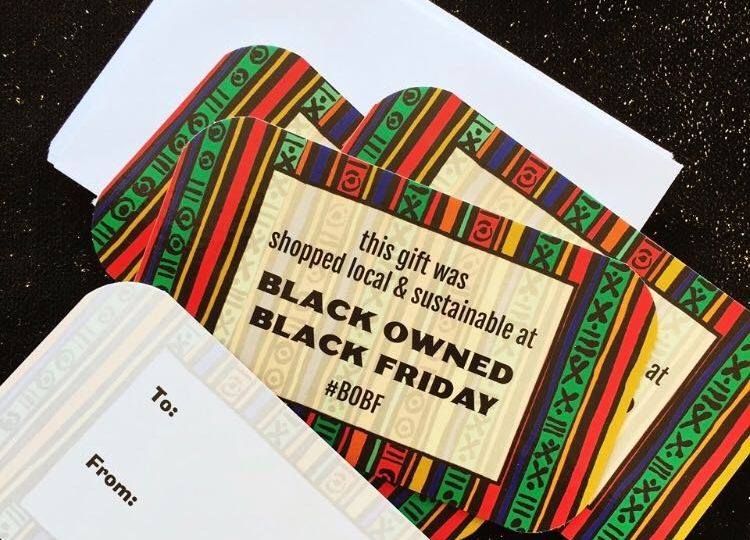 Black Friday events will help put black businesses in the black