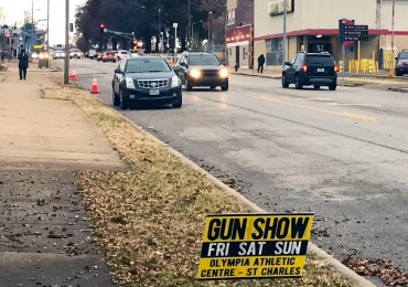 Gun show ad prompts concern from city residents, alderman