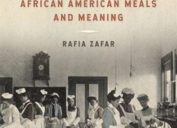 Recipes for respect: Book describes black food
