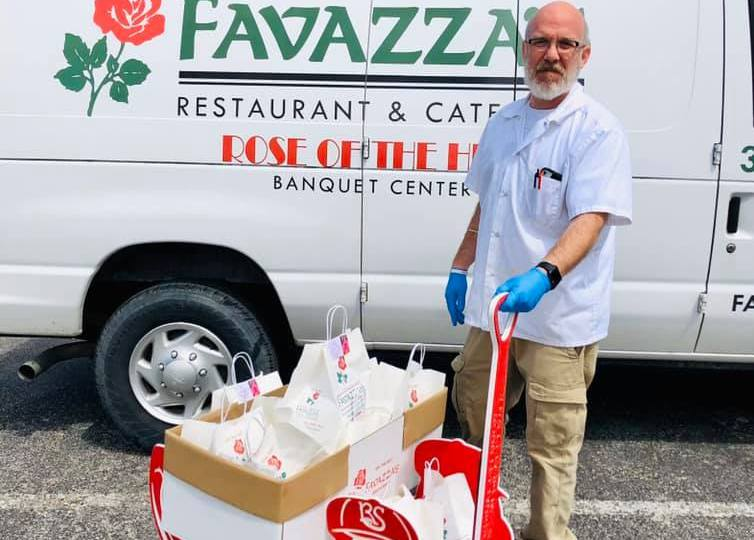 Hill restaurants survive on slim diet of takeout, delivery