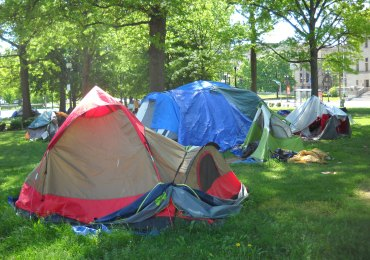 Judge won't stop St. Louis from clearing tent city