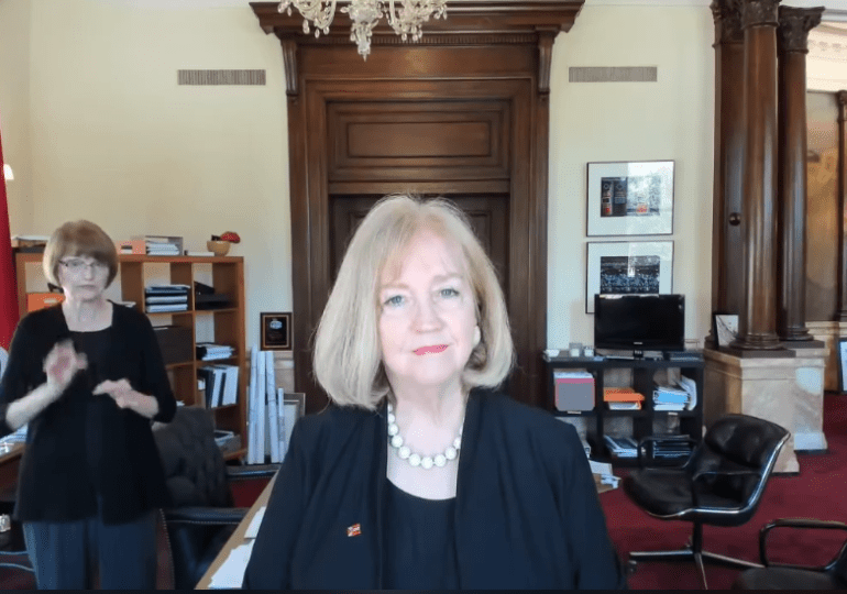 City marks gains against virus, Krewson reports; aid plan in works