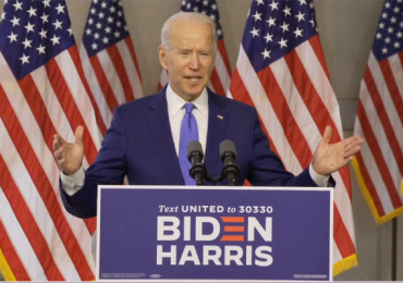 Biden warns GOP: Don't jam through Ginsburg nominee