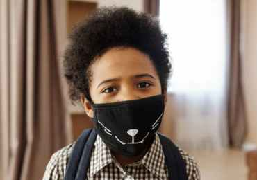 The eyes don't have it: Masks upset classroom communication