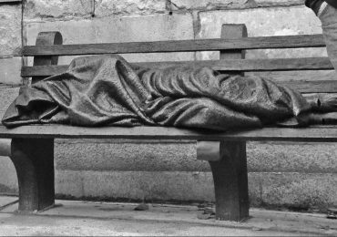Homeless Jesus is stolen from New Life Evangelistic Center