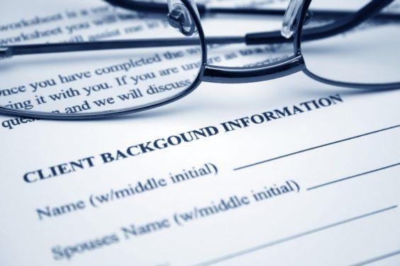 Seller Information Form