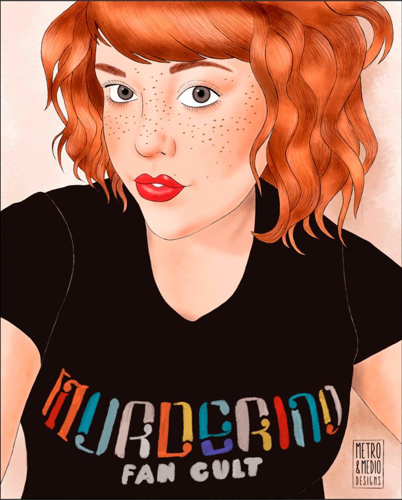 Retrato: Ginny Weasleys