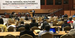 Participants at the 4th annual national health care quality improvement conference 2017
