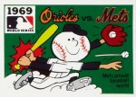 Mets Card of the Week: Fleer World Series Mets-Orioles