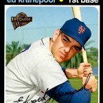 Mets Card of the Week: 2005 Topps ATFF Ed Kranepool