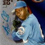 Mets Card of the Week: 2001 Fleer E-X Brian Cole