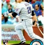 Mets Card of the Week: 2011 Lucas Duda