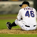 What if Oliver Perez' expiring deal had trade value?
