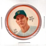 Mets Card of the Week: 1962 Bob Miller