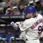 Kirk Nieuwenhuis is Mets' best option for leading off