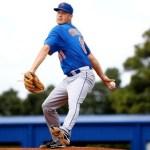 Mets Minors: Zack Wheeler earns his top prospect ranking
