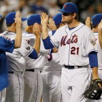 Comparing Lucas Duda and the rest of the Mets' outfielders