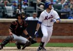 What does Ike Davis have to do to get his job back?